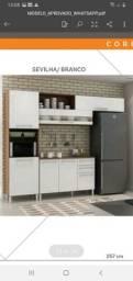 Armário de cozinha Carmenere