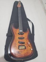 Guitarra godin artesan st