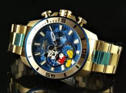 Relógio Invicta 48mm Disney Mickey Pro Diver Limited Edition