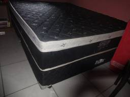 Cama box casal King Gazin 1.98 x 1.58