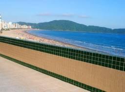 Kitnet - Prédio Frente ao Mar - Praia Grande - Vila Guilhermina - Kit net Apto Temporada