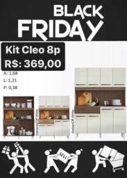 Kit Cleo 8p com um preço incrível
