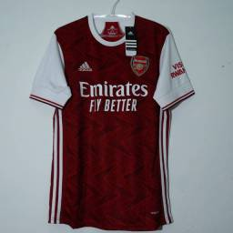 Camisa do Arsenal 2020/21