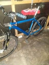 Bicicleta para troca no celular