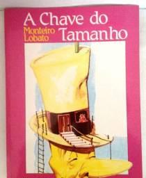 Coleção dos 5 livros do Sitio do Pica-Pau Amarelo, livro usado