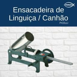 Ensacadeira de linguiça / Canhão