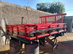 Carroceria De Madeira Para F 1000 E D 20