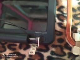 Tela notebook compaq Hp presario CQ40 e processador e HD 160 GB  e cooler