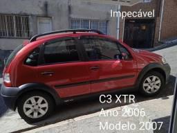 C3 Vermelho 2006/2007