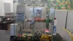 Vendo itens de lanchonete