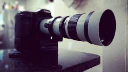 Teleobjetiva Jintu 420-800mm