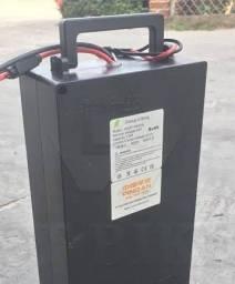 Título do anúncio: bateria scooter elétrica 40km de autonomia com nota e garantia