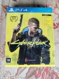 Cyberpunk 2077 PS4 (Vendo ou Troco)
