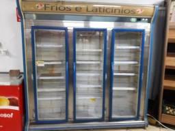 Freezer Frios e laticínios