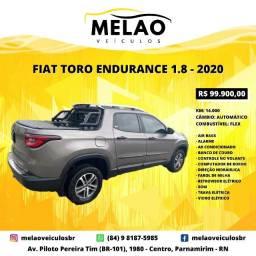 Título do anúncio: Fiat Toro Endurance 1.8 - 2020