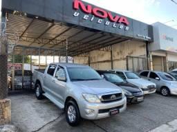 Hilux 2010/2011 diesel 4x4 manual ! Financio !!