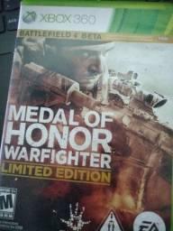 Medalha de honra. Warfighter.
