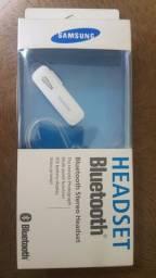 Fone Bluetooth - Atende chamadas Stereo Design Ultra Fino - Branco