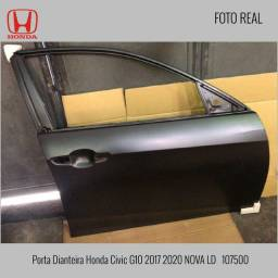 Porta Dianteira Honda Civic G10 2017 2020 NOVA LD LE