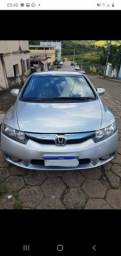 Honda civic lxs 1.8/flex 16v auto 4p