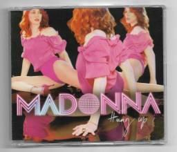 Madonna // 5 CD singles importados (frete grátis)