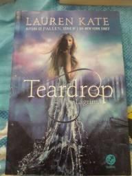 Livro Teardrop Lágrima (LAUREN KATE)