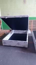 Título do anúncio: Baú Box Casal Entrega Grátis Hoje
