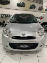 Nissan March 1.0s completo 2014 (flex)