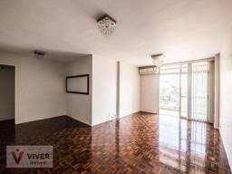 Título do anúncio: Excelente localização!! 3 dormitórios, sendo 1 suíte para alugar, 120 m² por R$ 3.000/mês