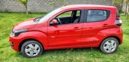 Fiat Mobi 2018 único dono