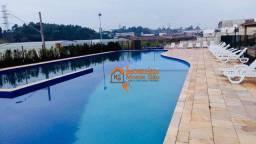 Apartamento com 2 dormitórios à venda, 48 m² por R$ 195.000,00 - Água Chata - Guarulhos/SP