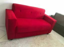 Promoção relâmpago de sofá com frete grátis