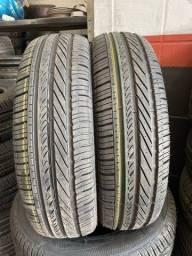 Título do anúncio: Dois (02) pneus 175/70/14 remolde novo (já instalado)