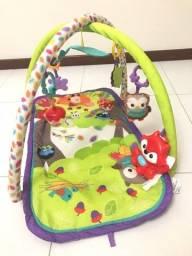 Tapete de atividades fisher price bebê