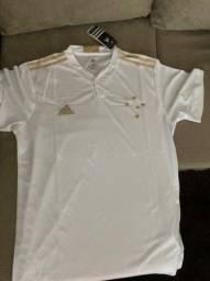 Camisa Branca CENTENÁRIO Cruzeiro