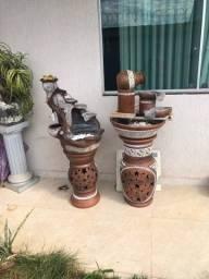 Móveis diversos e objetos de decoração
