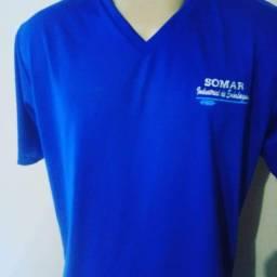 Título do anúncio: Camisetas personalizada