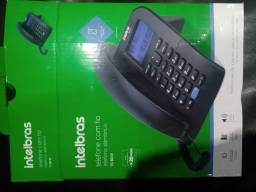 Título do anúncio: Telefone novo intelbras 70 reais