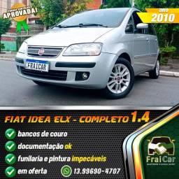 Idea 1.4 ELX completo 2010 carro bonito