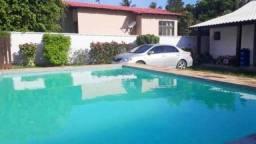 Casa c/ piscina, lote 600 m2 condomínio