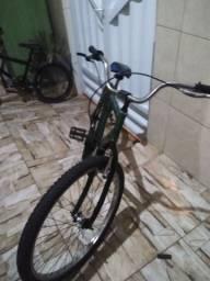 Título do anúncio: Bike aro 26 + lanterna
