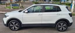 Título do anúncio: VW T-Cross 1.0 turbo 200 tsi , 2.700km apenas