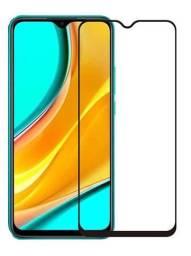 Película Vidro 3D Xiaomi Redmi 9A, 9C
