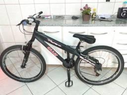 Bicicleta aro 26 Caloi Ttype alumínio