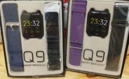 Relógio smartwatch Q 9