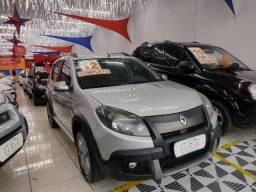 Renault Sandero Stepway 1.6 Flex Completo Top