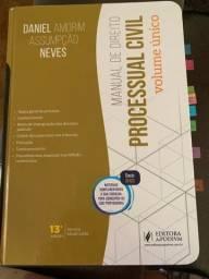 Título do anúncio: Manual de Direito Processual Civil 13ª Edição