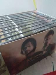 Coletânea Supernatural - 1- a 10 temporada