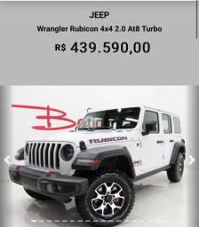 Wrangler Rubicon 4x4 2.0 At8 Turbo