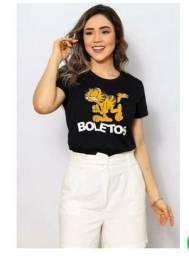 T-shirt's lindas, A mais nova modinha da Kalil modas